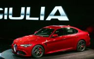 2016 Alfa Romeo Giulia Wallpaper  29 Car Desktop Wallpaper