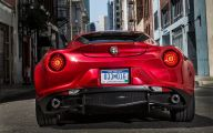 Alfa Romeo 4C Sport Car Wallpaper  11 Hd Wallpaper