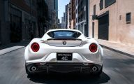 Alfa Romeo 4C Sport Car Wallpaper  12 Cool Wallpaper
