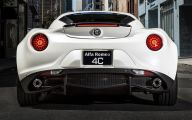 Alfa Romeo 4C Sport Car Wallpaper  16 Widescreen Car Wallpaper