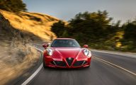 Alfa Romeo 4C Sport Car Wallpaper  17 Car Desktop Background