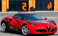 Alfa Romeo 4C Sport Car Wallpaper  19 High Resolution Wallpaper