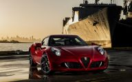 Alfa Romeo 4C Sport Car Wallpaper  2 High Resolution Car Wallpaper