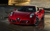 Alfa Romeo 4C Sport Car Wallpaper  7 Background Wallpaper