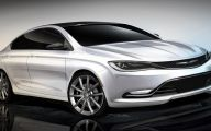 Chrysler 200 Wallpaper  23 Wide Car Wallpaper