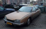 Citroen Cx  13 High Resolution Car Wallpaper