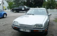 Citroen Cx  18 Free Wallpaper