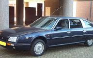 Citroen Cx  24 Car Desktop Wallpaper