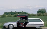Citroen Cx  24 Desktop Background