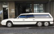 Citroen Cx  25 Free Wallpaper