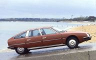 Citroen Cx  28 Widescreen Wallpaper