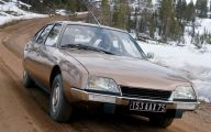 Citroen Cx  9 Car Background