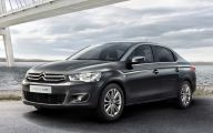 Citroen Elysee 2014  17 Car Background