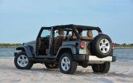 Jeep Wrangler 2014 17 Background