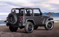 Jeep Wrangler 2014 4 Free Car Wallpaper