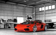 Lamborghini Aventador Wallpaper 1366X768  4 Car Desktop Background