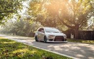 Mitsubishi Evo Wallpaper  19 Wide Wallpaper