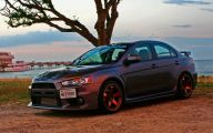 Mitsubishi Evo Wallpaper  7 Desktop Background