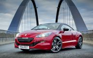 Peugeot Rcz Wallpaper  14 Widescreen Wallpaper