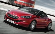 Peugeot Rcz Wallpaper  30 Widescreen Wallpaper