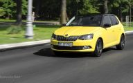 Skoda Cars 2015  20 Car Background Wallpaper