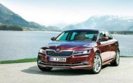 Skoda Cars 2015  36 Wide Car Wallpaper