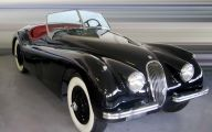 Vintage Jaguar Sports Cars  6 Wide Car Wallpaper