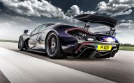 Wallpaper Mclaren P1  6 High Resolution Car Wallpaper