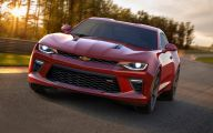 2016 Chevrolet Camaro Wallpaper  6 Desktop Wallpaper