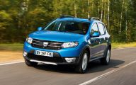 Dacia Carrera  24 Background