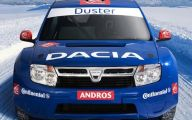 Dacia Carrera  32 Widescreen Car Wallpaper
