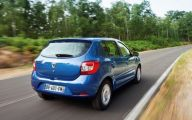 Dacia Cars Israel  3 High Resolution Car Wallpaper