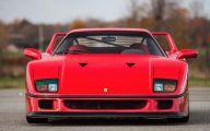 Ferrari F40 10 Cool Hd Wallpaper