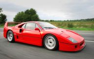 Ferrari F40 17 Free Hd Wallpaper