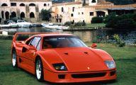 Ferrari F40 20 High Resolution Wallpaper