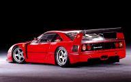 Ferrari F40 25 Car Background
