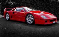 Ferrari F40 28 Desktop Background