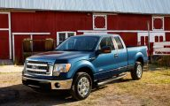 Ford F150 32 Widescreen Car Wallpaper