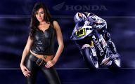 Honda Wallpaper With Girl  1 Cool Wallpaper