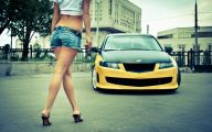 Honda Wallpaper With Girl  15 Car Desktop Wallpaper