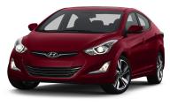 Hyundai Elantra 40 Car Background