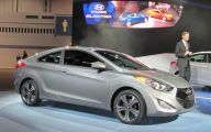 Hyundai Elantra 47 Widescreen Car Wallpaper