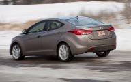 Hyundai Elantra 57 Car Background Wallpaper