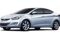 Hyundai Elantra 64 Car Background Wallpaper
