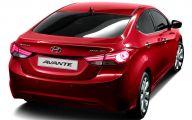 Hyundai Elantra 67 Car Background