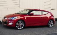 Hyundai Veloster 52 Car Background Wallpaper
