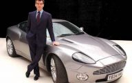 James Bond Aston Martin Car  28 Widescreen Car Wallpaper