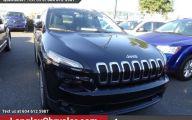Jeep Cherokee 2016 40 Widescreen Wallpaper