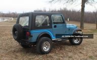 Jeep Cj 6 Free Wallpaper