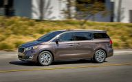 Kia Sedona 16 Background Wallpaper